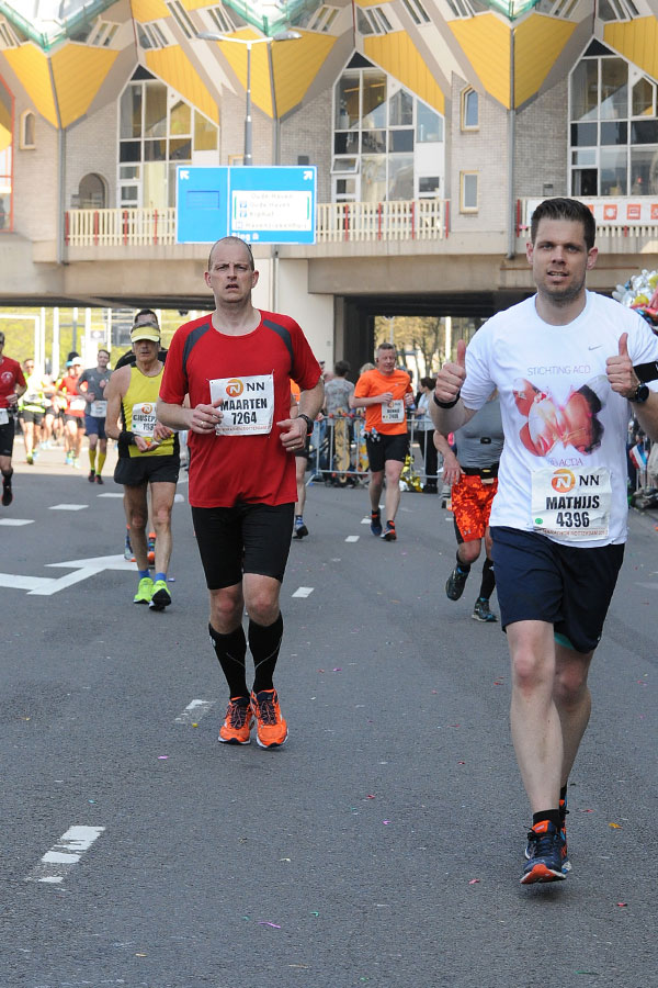 Rotterdam Marathon Run4ACD